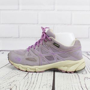 The North Face purple Hiking Sneakers Size 7